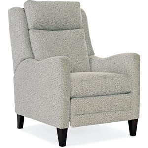 Manual Recliner with Divided Back