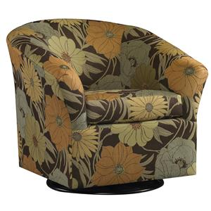 Sam Moore Edgar Swivel Chair