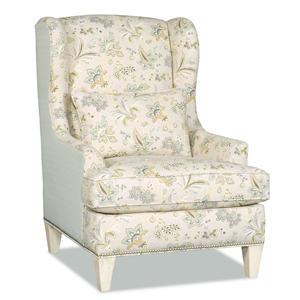Sam Moore Hollis Wing Chair