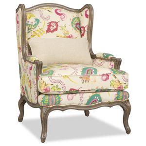 Sam Moore Kelsea Wing Chair