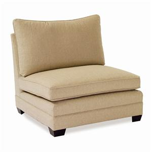 Sam Moore Margo Armless Chair
