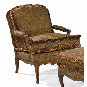 Sam Moore Pierre Exposed Wood Chair