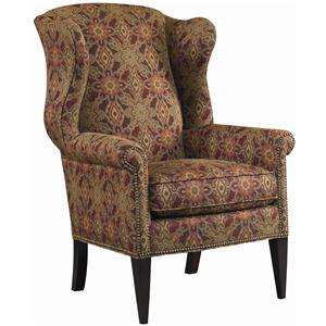 Sam Moore Remington Wing Chair