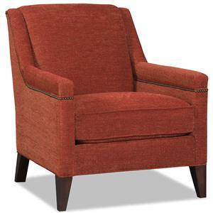 Sam Moore Sergei Contemporary Club Chair