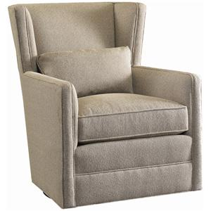 Sam Moore Surry Swivel Chair