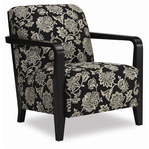 Sam Moore Thomas 4260 Exposed Wood Chair
