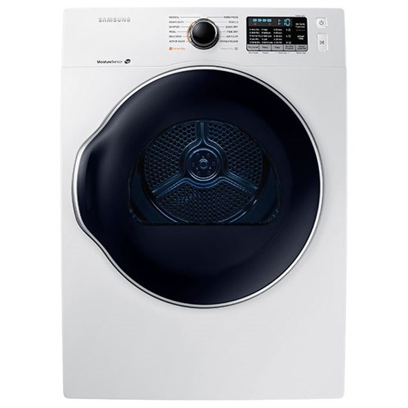 Dryers- Samsung DV6800 4.0 cu. ft. Electric Dryer by Samsung Appliances at VanDrie Home Furnishings