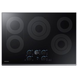 """30"""" Versatile Electric Cooktop with Sync Burners"""