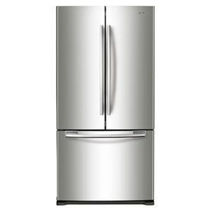 Samsung Appliances French Door Refrigerators 20 cu. ft. Capacity French Door Refrigerator