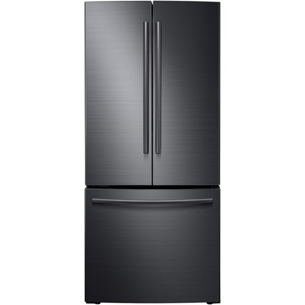 French Door Refrigerators 21.6 Cu. Ft. French Door Refrigerator by Samsung Appliances at Furniture and ApplianceMart