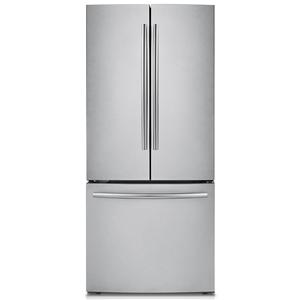 ENERGY STAR® 21.6 Cu. Ft. French Door Refrigerator with 5 Spill Proof Shelves