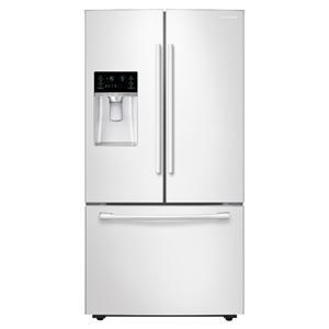 Samsung Appliances French Door Refrigerators 22.5cu.ft. Counter-Depth French Door Fridge