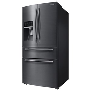 "33"" 25 cu. ft. ENERGY STAR® French Door Refrigerator with FlexZone™ Drawer and Twin Cooling Plus™"