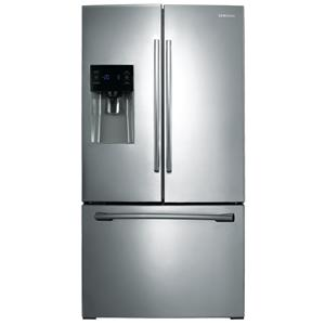 ENERGY STAR® 26 Cu. Ft. French Door Refrigerator with External Water & Ice Dispenser