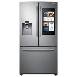 24 cu. ft. Capacity 3 -Door French Door Refrigerator with Family Hub™