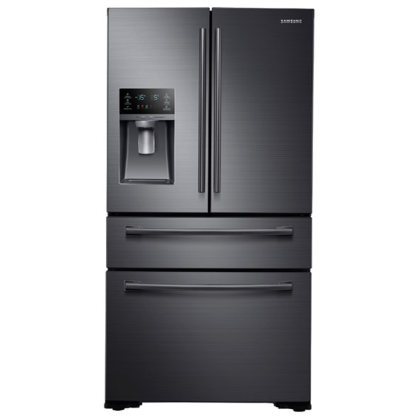 French Door Refrigerators 30 cu. ft. 4 Door French Door Refrigerator by Samsung Appliances at VanDrie Home Furnishings