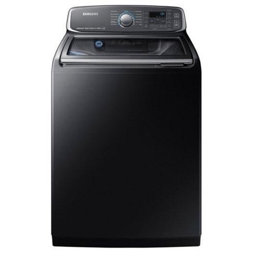 Top Load Washers - Samsung WA7750 5.2 cu. ft. Top Load Washer by Samsung Appliances at Furniture Fair - North Carolina