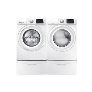 ENERGY STAR® 4.2 cu. ft. Capacity Front Load Washer and 7.5 cu. ft. Capacity Gas Front Load Dryer