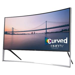 Samsung Electronics Samsung LED TVs 2015 UHD 105S9 Series Curved Smart TV - 105""