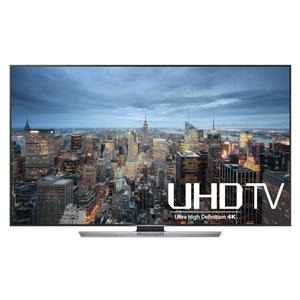 "Samsung Electronics Samsung LED TVs 2015 4K UHD JU7100 Series Smart TV - 75"""