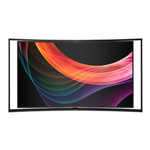 """55"""" Ultimate Contrast OLED Smart TV with Timeless Arena Curve Design"""