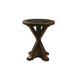 Samuel Lawrence American Attitude Chairside Table
