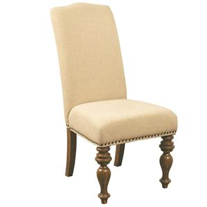 Samuel Lawrence American Attitude Upholstered Side Chair