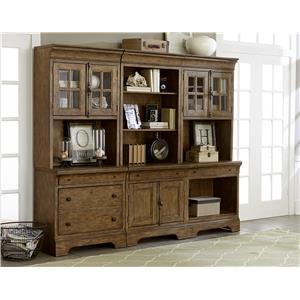 Samuel Lawrence American Attitude Bookcase