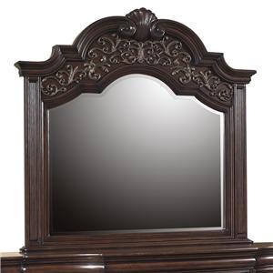 Samuel Lawrence Baronet Landscape Mirror