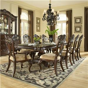 Samuel Lawrence Baronet 11 Piece Dining Set
