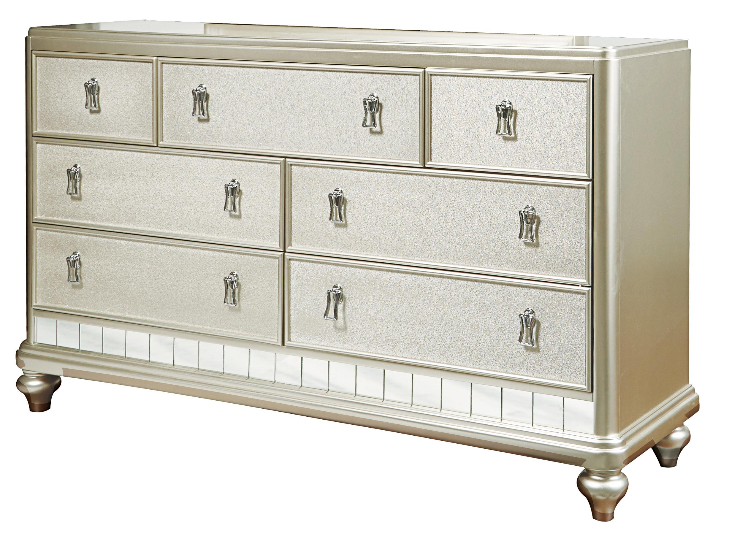 South Beach South Beach Dresser by Samuel Lawrence at Morris Home