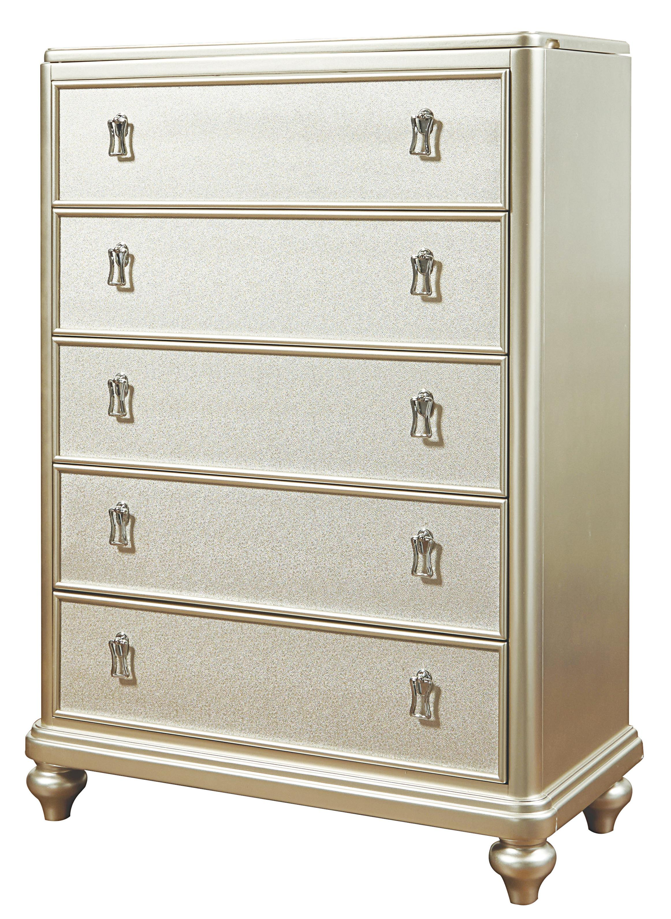 South Beach South Beach Chest by Samuel Lawrence at Morris Home