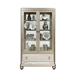 Two Door China Cabinet