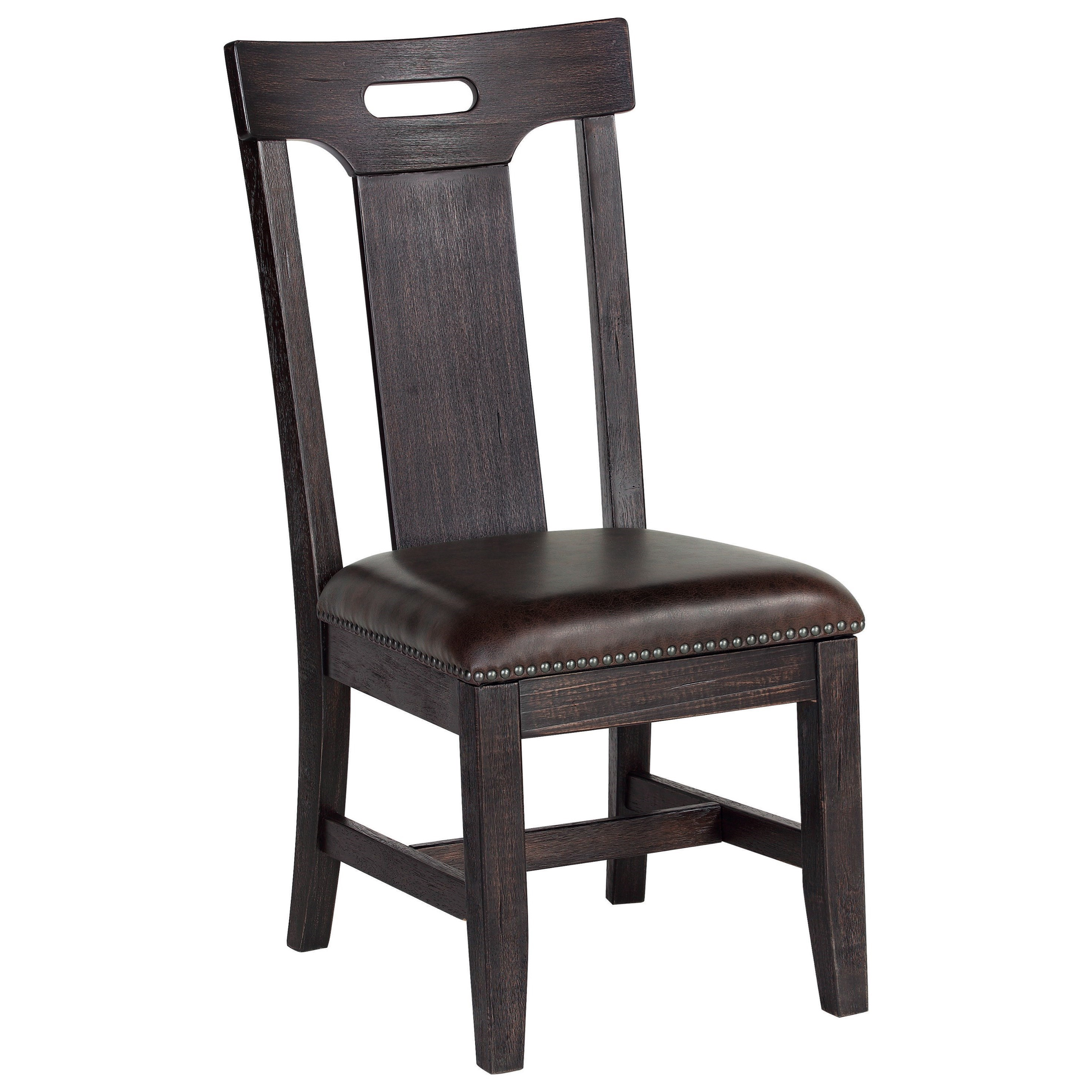 Furniture City Brewing - Stout Side Chair by Samuel Lawrence at Nassau Furniture and Mattress