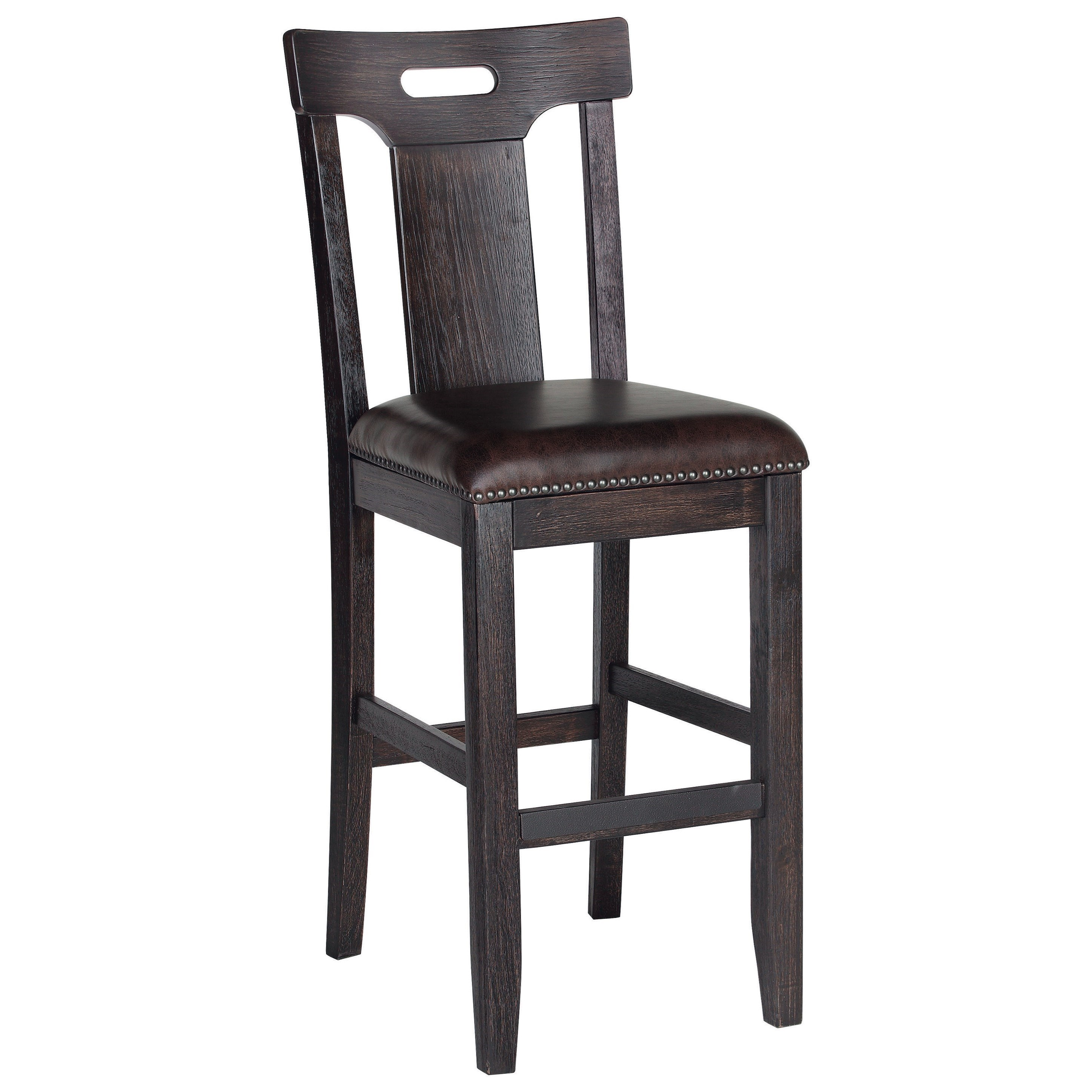 Furniture City Brewing - Stout Bar Chair by Samuel Lawrence at Lynn's Furniture & Mattress