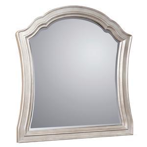 Samuel Lawrence Glamour Landscape Mirror