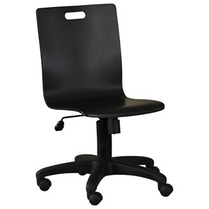Desk Chair with Swivel