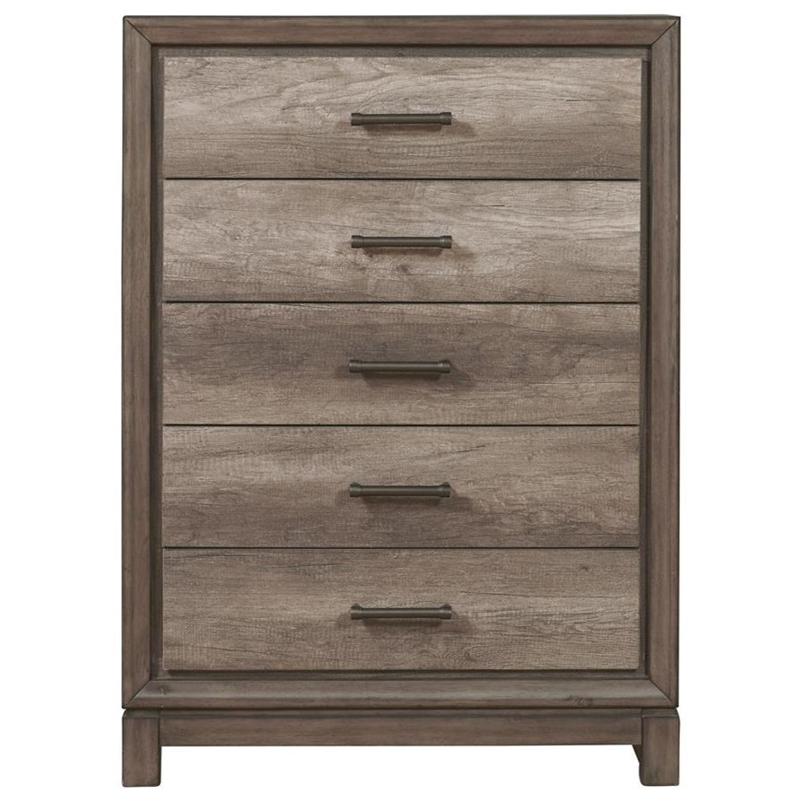 Hanover Square Chest of Drawers by Samuel Lawrence at Carolina Direct
