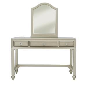 Samuel Lawrence Lil Diva Desk/Vanity w/ Stool & Mirror