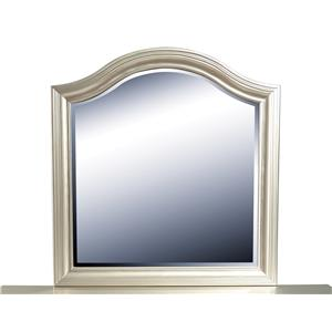 Samuel Lawrence Lil Diva Landscape Mirror