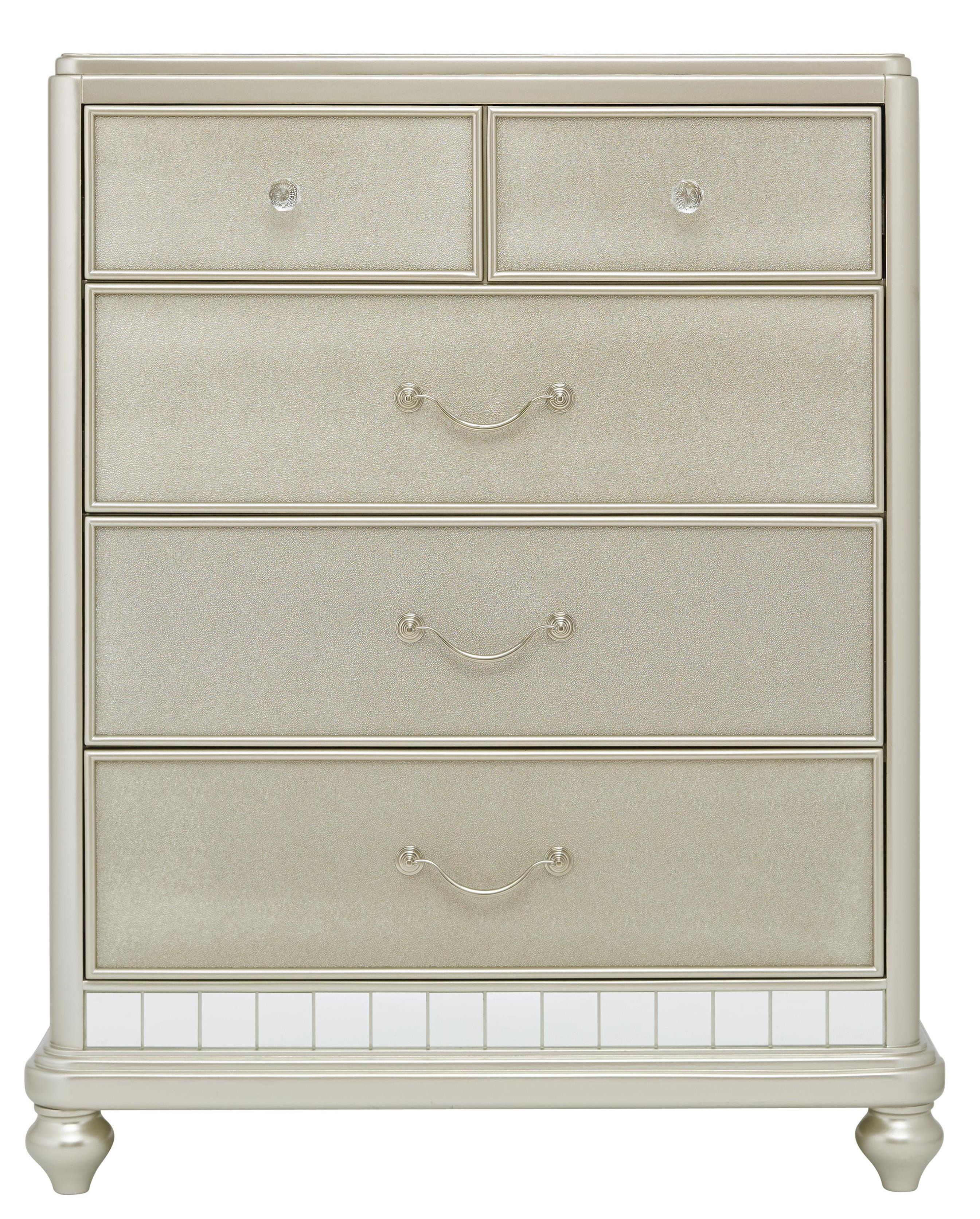 Lil South Beach Lil South Beach Drawer Chest by Samuel Lawrence at Morris Home