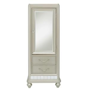 Door Wardrobe w/ Mirror