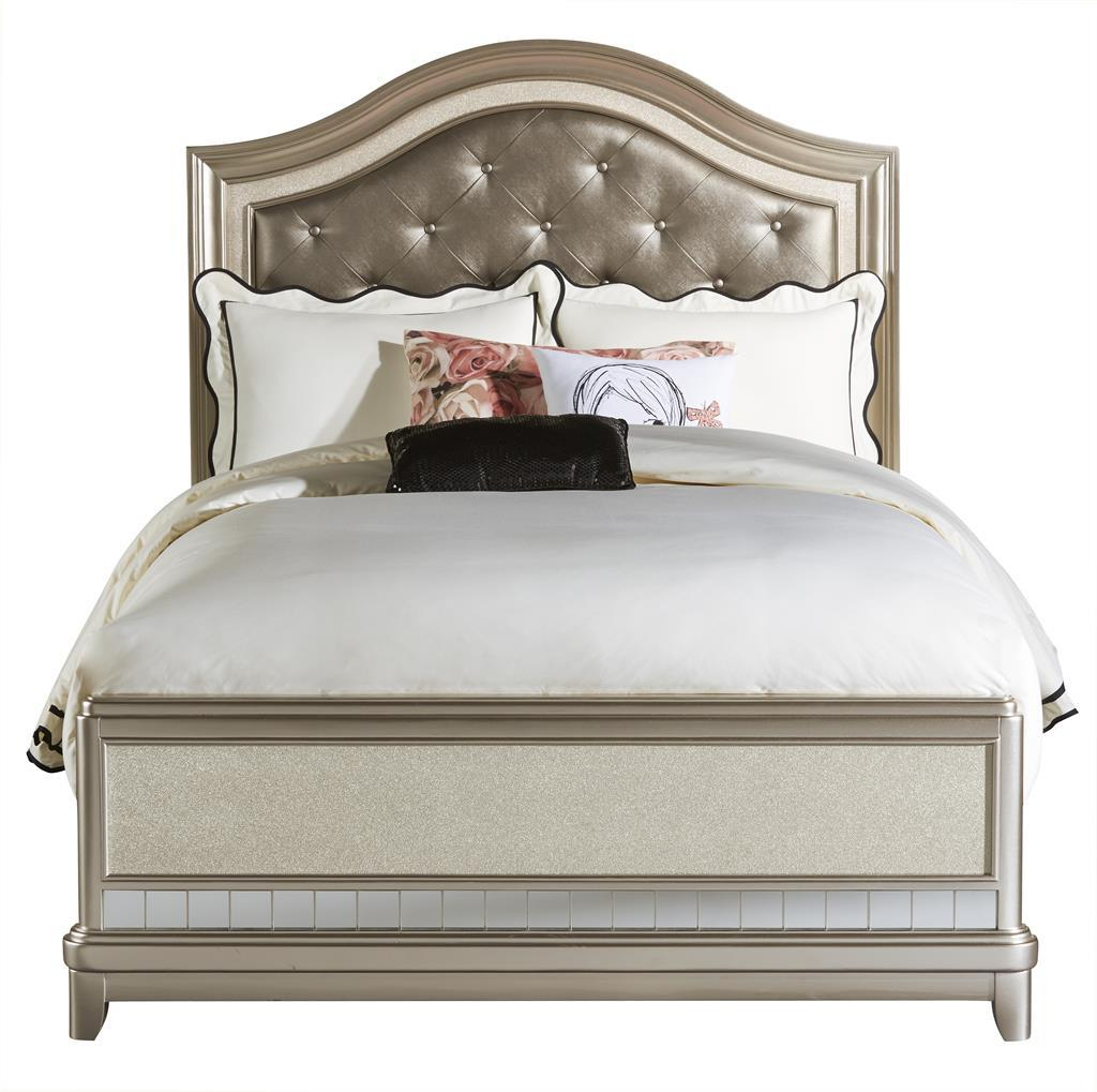 Lil South Beach Lil South Beach Full Panel Bed by Samuel Lawrence at Morris Home