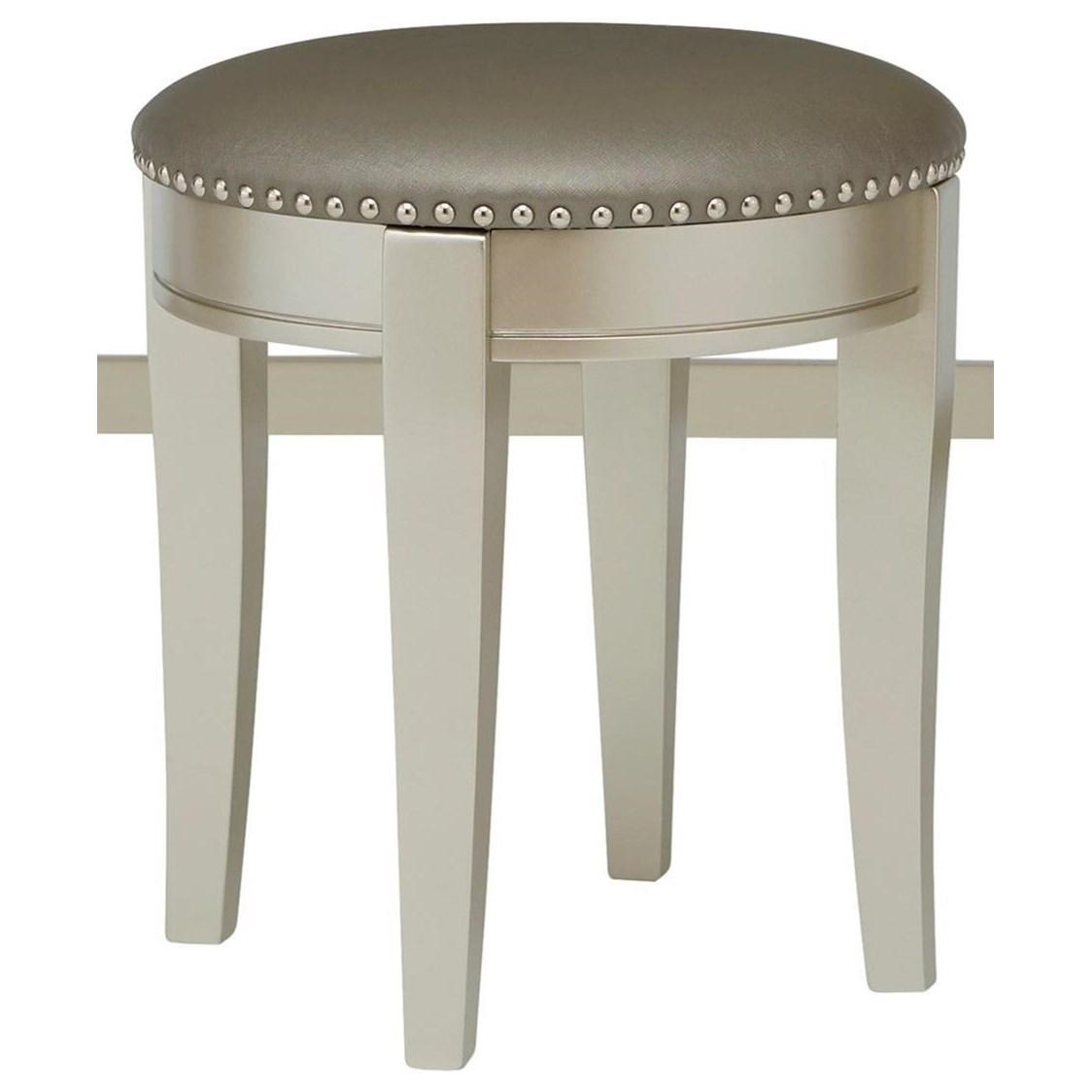 Lil Diva Vanity Stool by Samuel Lawrence at Darvin Furniture