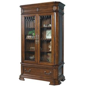 Samuel Lawrence Madison Bookcase Desk and Base