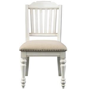 White Desk Chair