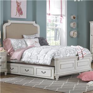 Samuel Lawrence Madison Full Trundle Bed