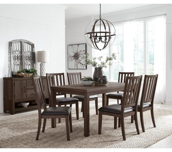 Kent Kent 5-Piece Dining Table Set by Samuel Lawrence at Morris Home