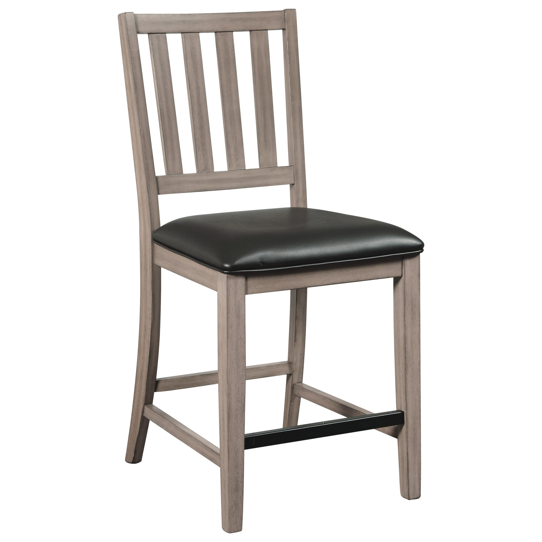 Oakcreek Oakcreek Gathering Height Chair by Samuel Lawrence at Morris Home