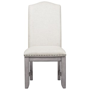 Webster Street Upholstered Side Chair